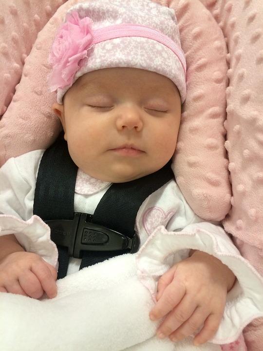 Śpiwór dla dziecka do fotelika samochodowego