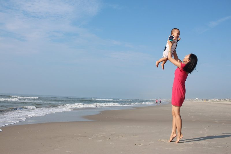 Kask dla niemowląt do nauki chodzenia