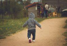 Kask ochronny do nauki chodzenia dla niemowląt